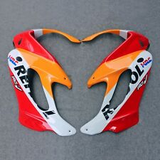 Left+Right Part Batwing Fairing Bodywork Fit For Honda SuperHawk VTR1000F 97-05