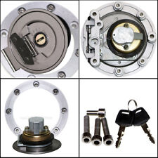Fuel Gas Tank Cap Cover Lock Keys For Yamaha YZF R1 R6 R6S XJR 400 1200 XJR1300