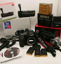 CANON 5D MARK II MK2 Mark 2 Cinematic Digital HD Camera + 50mm F1.8 Lens +EXTRAS