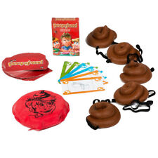 Poopyhead Family Game Doggy Poo Cards Fun Poopy Head Kids Party Board Game Xmas