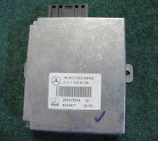 Original Mercedes-Benz W220 S-Klasse Steuergerät Autotelefon A2118206185