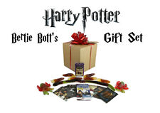 HARRY Potter Bertie Bott'S SET REGALO. GIANT RAT, SPIDER, Serpente CANDY. schede MOVIE