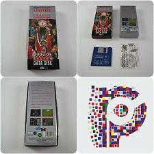 Manchester United Premier League Champions 94-95 Data Disk Krisalis Amiga
