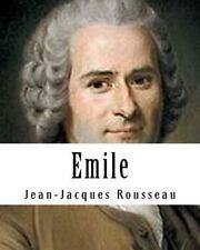 The Classics: Emile by Jean-jacques Rousseau (2013, Paperback)