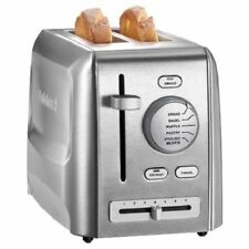 Cuisinart 086279087928 Cpt-620 2-Slice Metal Toaster, Stainless Steel