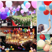 100pcs Pearl Helium Latex Ballons Party Wedding Birthday Decorations @keku-2016