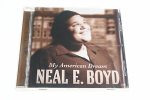 My American Dream * by Neal E. Boyd 602527039374 CD A14602