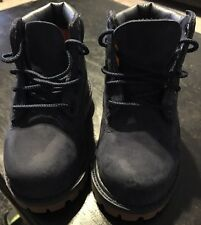 Timberland Toddler Classic Boot Navy Blue  Size 5