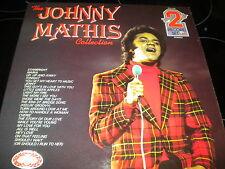The Johnny Mathis Collection - Lot de 2 Disque Vinyle LP Albums - PDA 015 - 1973