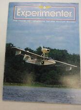 EAA Experimenter Magazine A Long Look Back May 1991 FAL 071615R