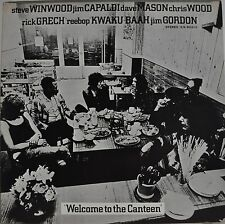 Traffic Welcome To The Canteen Japan LP Toshiba ILS-80310 Insert