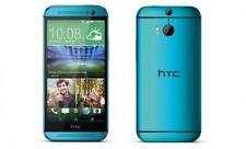 NEW HTC One M8 - 32GB - Blue (Unlocked) Smartphone Seal Pack Box