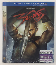 300 Rise of an Empire WARNER BROTHERS *Slipcover ONLY* for Blu-ray