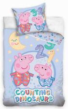 Peppa Wutz Pig Kinder Bettwäsche 100 x 135cm