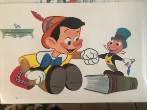 Walt Disney Placemats (BUY 4 AND 5Th MAT FREE)