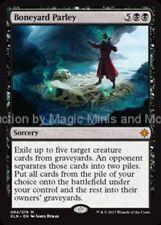 Ixalan ~  BONEYARD PARLEY mythic rare Magic the Gathering card