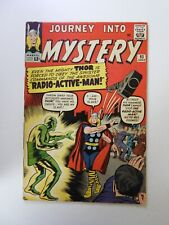 """Journey Into Mystery #93 VG- condition """"moisture damage"""""""