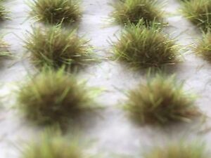 Static Grass Tufts Self-Adhesive Wild Grass mix 5mm high