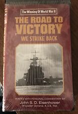 The Winning of World War II: The Road to Victory - We Strike Back NEW Sealed