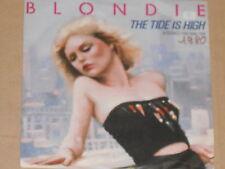 "BLONDIE -The Tide Is High- 7"" 45"