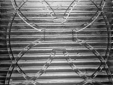 Very Rare Frank Lloyd Wright glass Prism Flower tile type 2