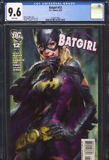 "Batgirl #12 (2010) ~ Stanley ""Artgerm"" Lau cover ~ CGC 9.6 WP"