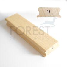 """Guitar fingerboard sanding and gluing radius 12"""" block -  85x300mm"""