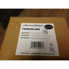 AMERICAN STANDARD T018500.295 EDGEMERE VALVE ONLY TRIM KIT, BRUSHED NICKEL