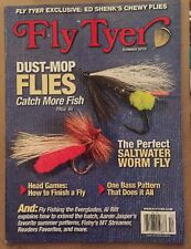Fly Tyer Dust Mop Flies Perfect Saltwater Worm Fly Summer 2015 FREE SHIPPING!