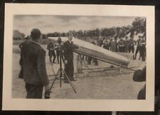 1934 Harz Germany RPPC Postcard Rocket Mail Cover Launching