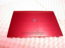 New HP MINI 5102 5103 Red Lid Top Cover non touch 606201-001 606653-001