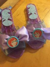 Disney Plastic Shoes Aerial  Preowned