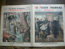 LE PETIT JOURNAL ILLUSTRE 1928 LE CONDAMNE A MORT LASGI