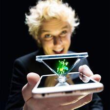 2Pcs 3D Hologram Bright Bee Lights Bugz Magic Toy Evolution Gadgets Blue Light