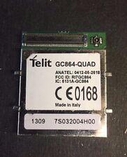 TELIT GC864-QUAD (GC864QUD730) MODULE, GSM/GPRS, QUAD BAND 1.9GHz