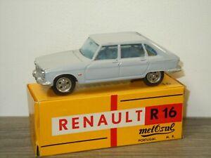 Renault R16 16 - Metosul 14 Portugal in Box *49155