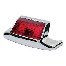 aile arrière extrémité avec la lumière, rouge, pour Harley - Davidson 99 - 08