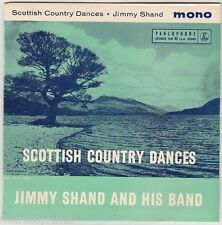 Jimmy Shand And His Band Scottish Country Dances Parlophone  GEP 8774 45t / 17cm