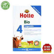 Holle Cow Milk Stage 4 Organic Formula (600g) 1, 3, 4,6, 12, 16 box