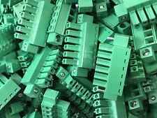 38 X  EC508VM-06P  DINKLE  TERM BLOCK PLUG 6 WAY with Screws