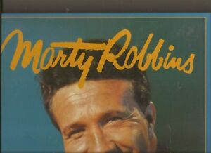 Marty Robbins - Country 1951 - 1958 ( Bear Family 5 CD Box Set with Booklet)