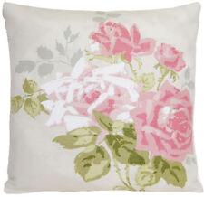 Floral & Garden 100% Linen Square Decorative Cushions