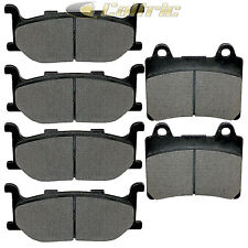 BRAKE PADS YAMAHA ROYAL STAR TOUR DELUXE 1300 XVZ13 XVZ1300 2005-2010 FRONT REAR