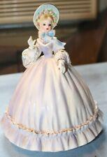 """Vintage Josef Originals Caroline - 1850 Antebellum series - 7"""" - Lavender"""