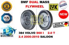 For 384 Volvo S60 i 2.0 T 2.4 2000-2010 Saloon Nuevo Dmf Volante de Inercia