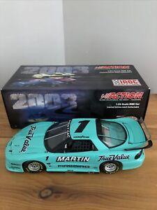 Mark Martin True Value IROC Championship 1998 IROC Firebird Xtreme 1/24 Diecast