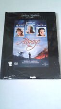 "DVD ""ALWAYS (PARA SIEMPRE)"" DVD LIBRO DIGIBOOK AUDREY HEPBURN STEVEN SPIELBERG"