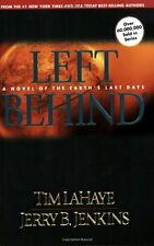 Left Behind: A Novel of the Earth's Last Days,Tim F. LaHaye, Jerry B. Jenkins