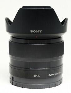 Sony 35mm F1,8 Objektiv (SEL35F18)