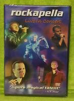 RockApella: In Concert (DVD, 2001) - BRAND NEW